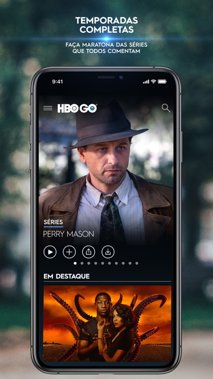 HBO GO ® screenshot-4