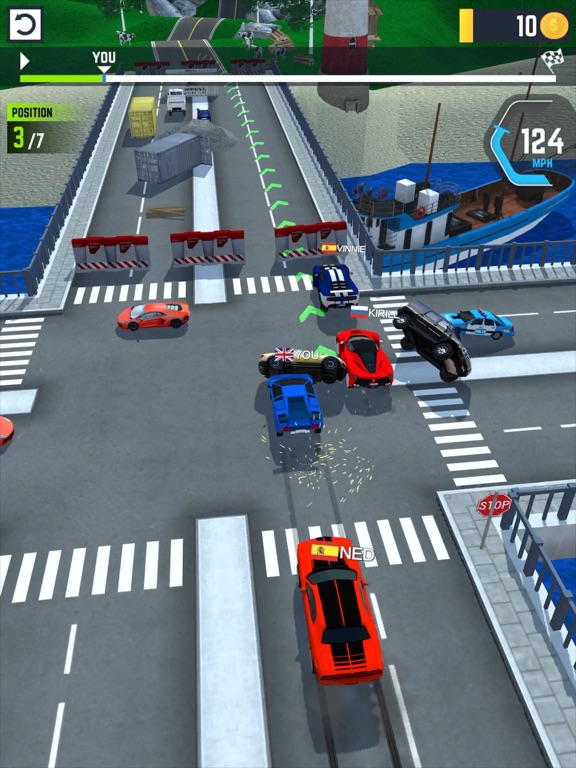Turbo Tap Race screenshot 8