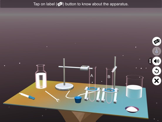 Reaction of Co2 with Limewater screenshot 9