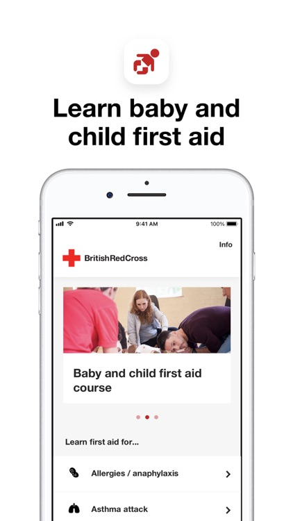 Baby and child first aid
