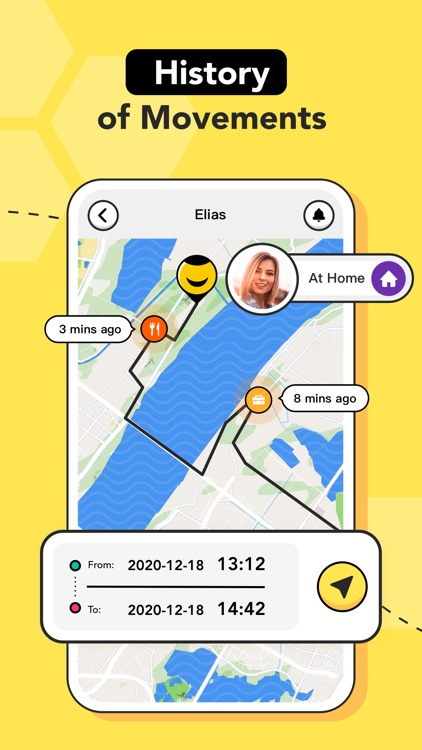 SafeBee: Find Family Location