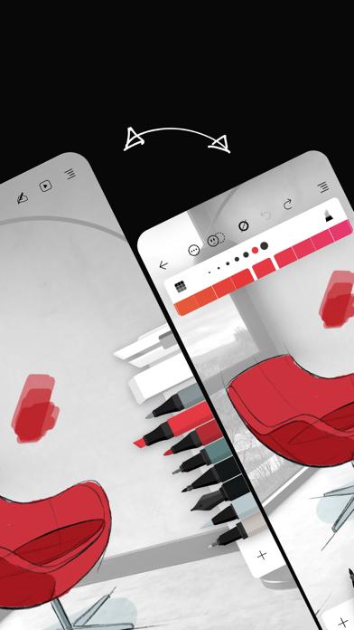 Flow by Moleskine Studio Screenshot
