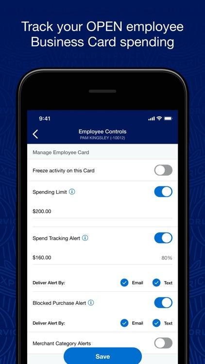 Amex Business screenshot-3