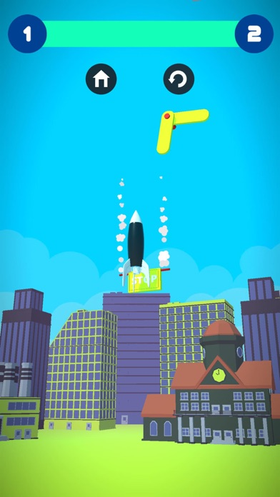 Rocket Stop - Save the Ship! screenshot 4