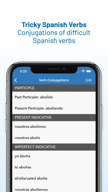 English Spanish Dictionary screenshot-4