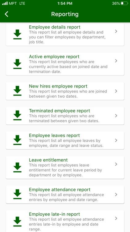 QuickQ HR screenshot-5