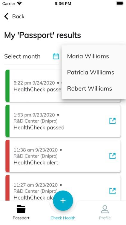 HealthCheck by Stratum screenshot-5