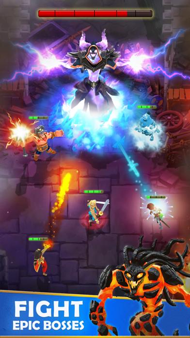 Darkfire Heroes screenshot 3