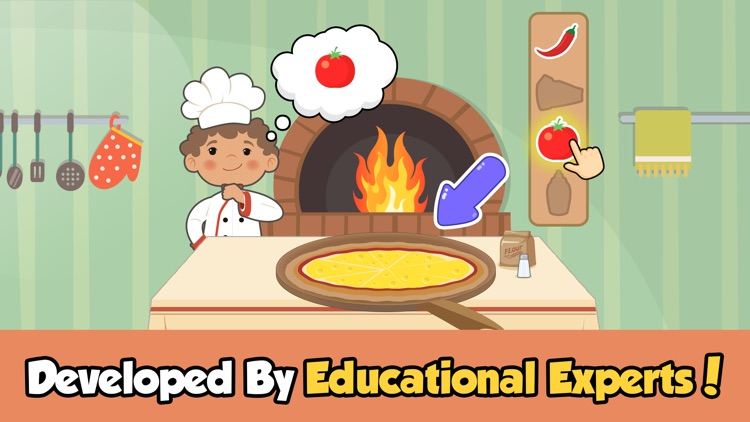 Puzzle games for 2 year olds screenshot-3