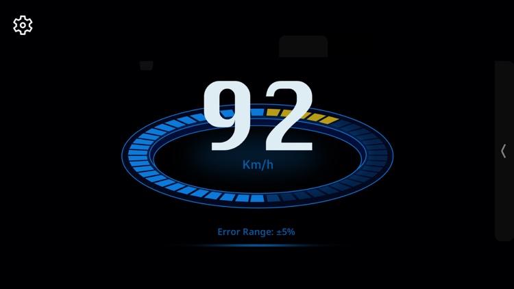 Auto GPS Speedometer for Trip screenshot-6