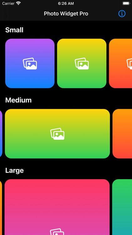 Photo Widget Pro screenshot-3