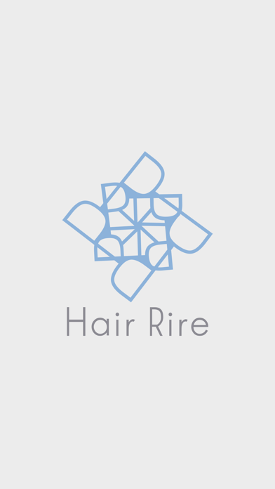 Hair Rire【ヘアリール】公式アプリ紹介画像1