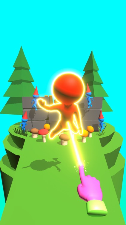 Magic Finger 3D screenshot-5