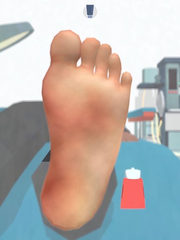 Foot Clinic - ASMR Feet Care screenshot 10