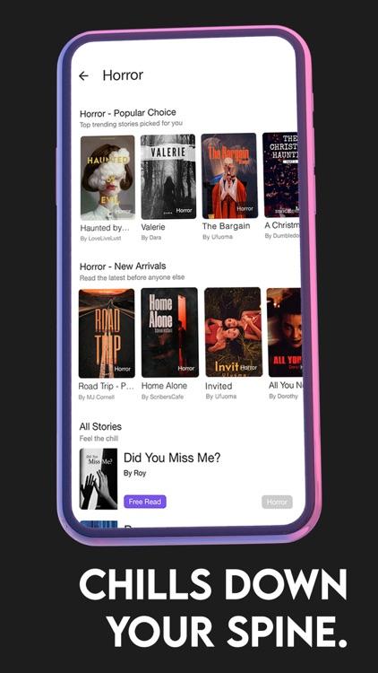 Plop: Read Text & Chat Stories screenshot-4