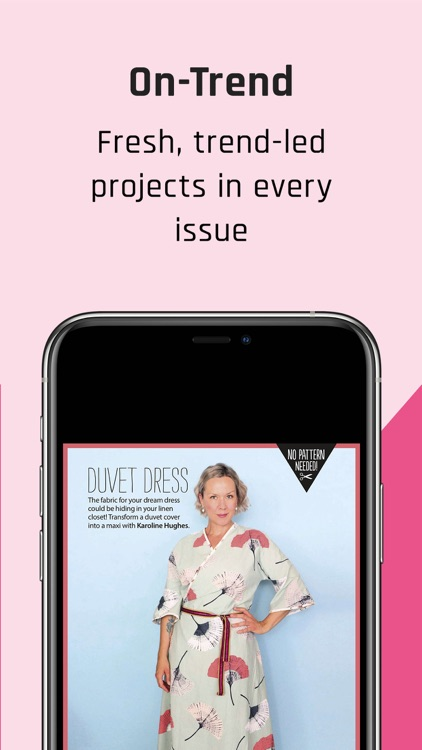 Simply Sewing Magazine screenshot-4
