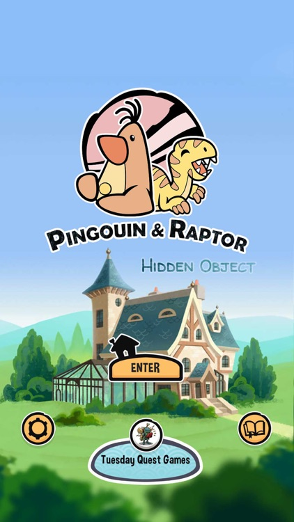 Pingouin & Raptor