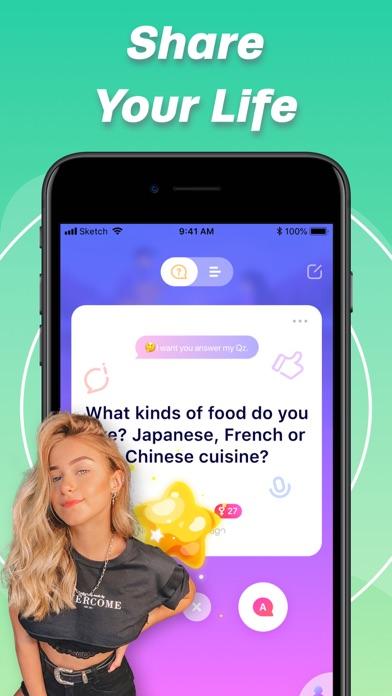 Yo&Me live chat Screenshot
