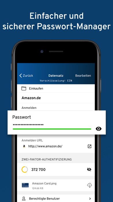 Keeper PasswortmanagerScreenshot von 1