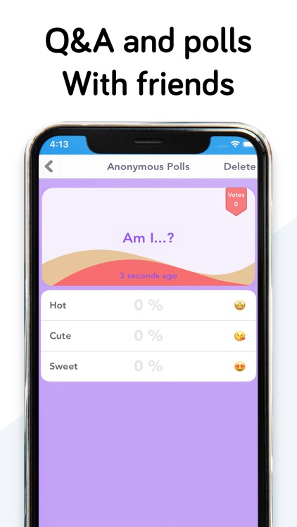 Q&A - Anonymous Polls