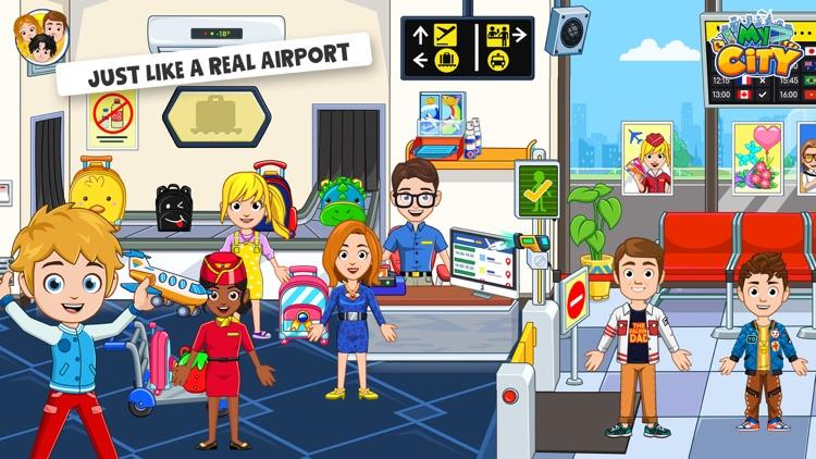 My City : Airport