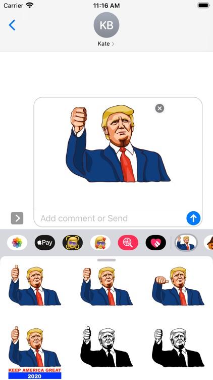 Election Trump Pack screenshot-7