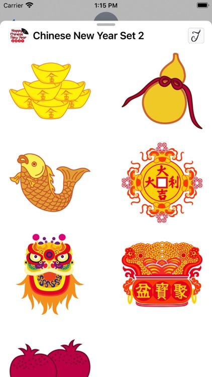 Chinese New Year Set 2 screenshot-6