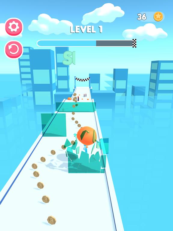 Water Bomb Roll screenshot 7