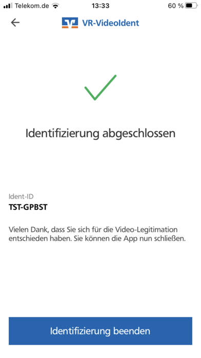 VR-VideoIdentScreenshot von 6
