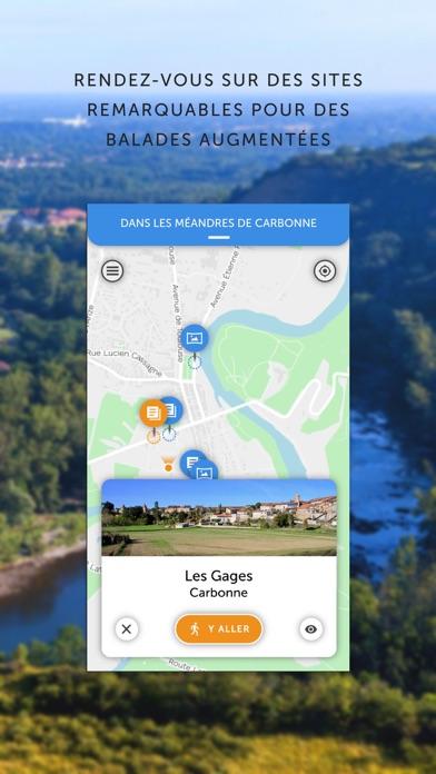 Archistoire Autres Garonnes screenshot 4