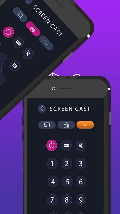 screen cast for smart tvs screenshot-4