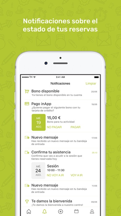 Descargar HEALTH SPACE para Android