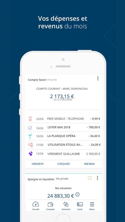 Banque Courtois pour iPhone screenshot-3