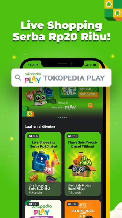 Tokopedia - Bebas Ongkir screenshot-4
