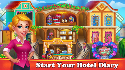 Hotel Diary: Grand Hotel games紹介画像2