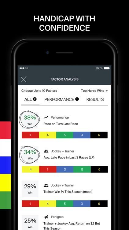 1/ST BET - Horse Race Betting screenshot-4
