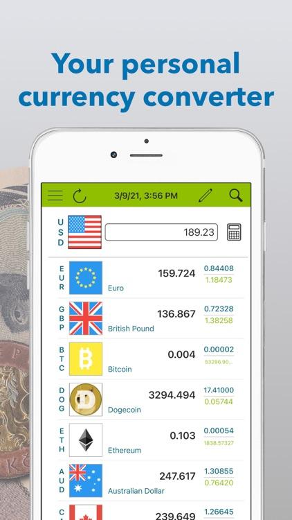 Currency converter ² screenshot-9