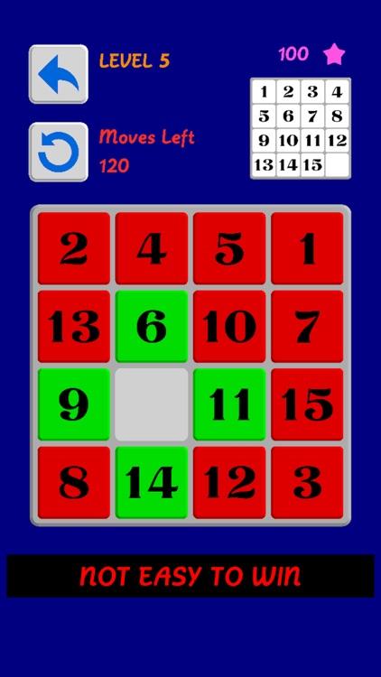 Sort It 单机智力小游戏, 数字滑块, 经典手机小游戏 screenshot-3