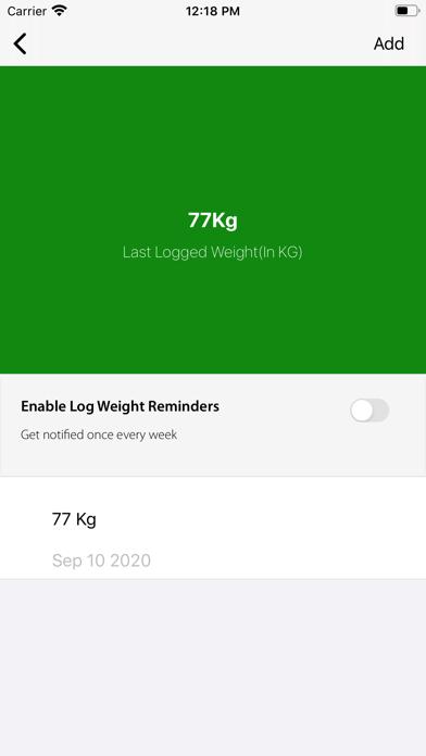Vedic Diets screenshot 1