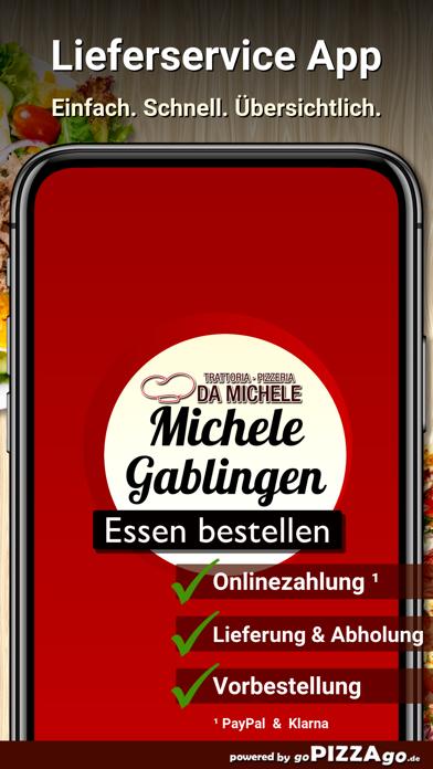 Da Michele Gablingen screenshot 1