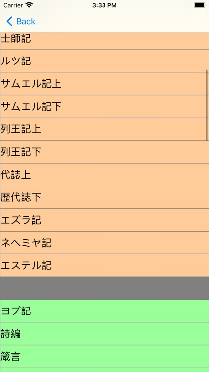 聖書 (Japanese Bible) screenshot-5
