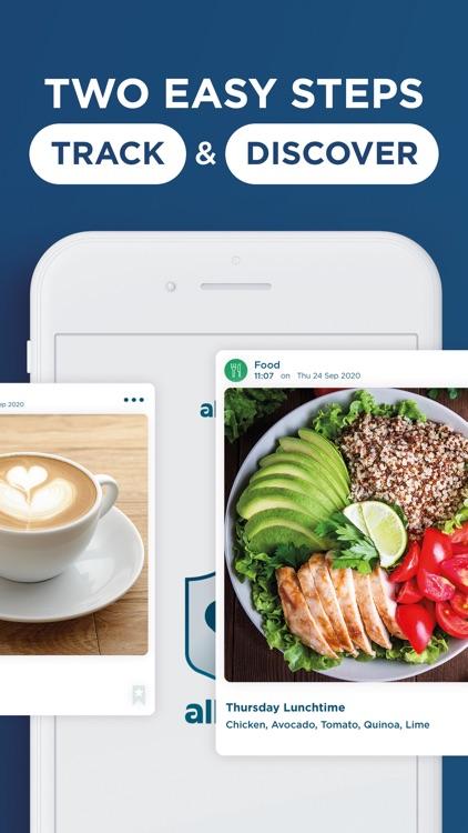 AlliApp: Smart Health Tracker screenshot-0