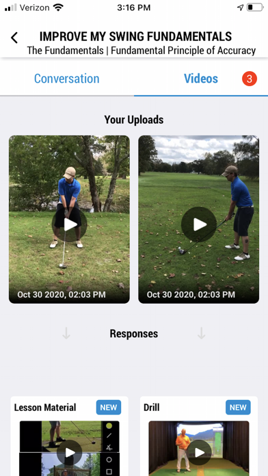 Making Your Golf Simple Screenshot