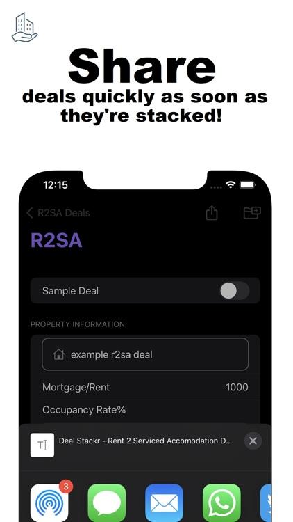 Deal Stackr screenshot-4