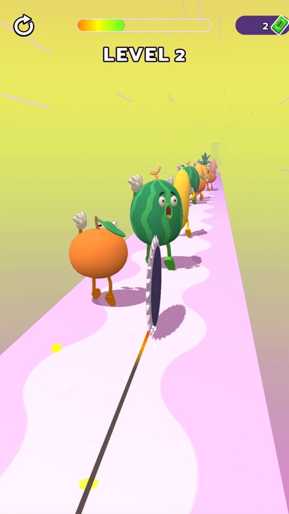 Fruits Cut screenshot-3