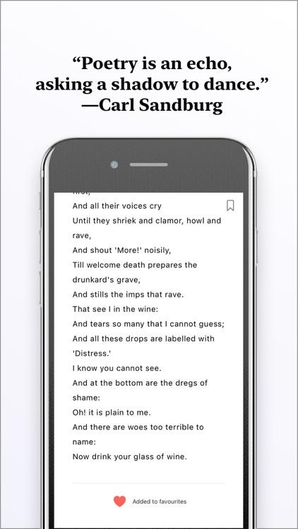 Poem A Day screenshot-4