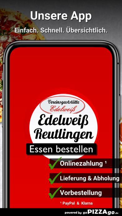 Edelweiß Reutlingen screenshot 1