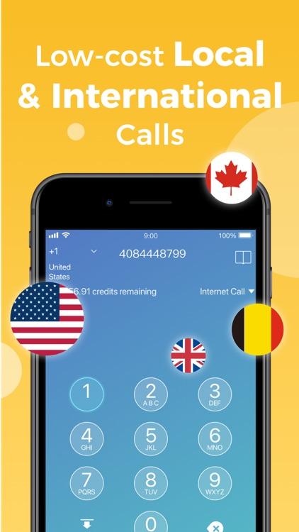 Dingtone - WiFi Calling & Text screenshot-8