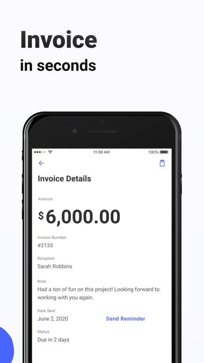Azlo: Easy Business Banking screenshot-3