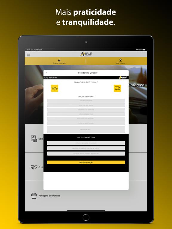 APVALE Proteção Veicular screenshot 6